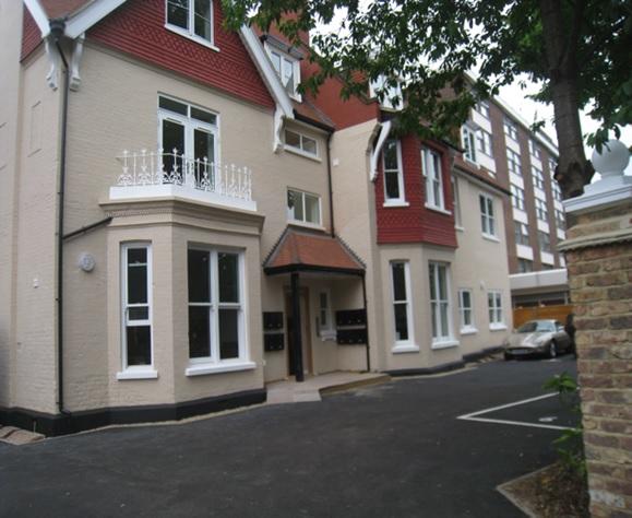 Creffield Lodge - a Kingfield Home development
