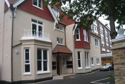 Creffield Lodge - a Kingmead Homes development