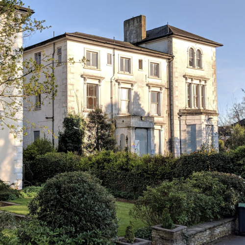 Newlands House, Surbiton - Exisiting Site