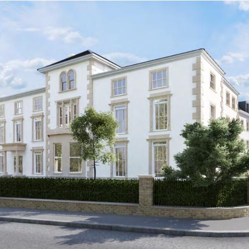 Newlands House, Surbiton