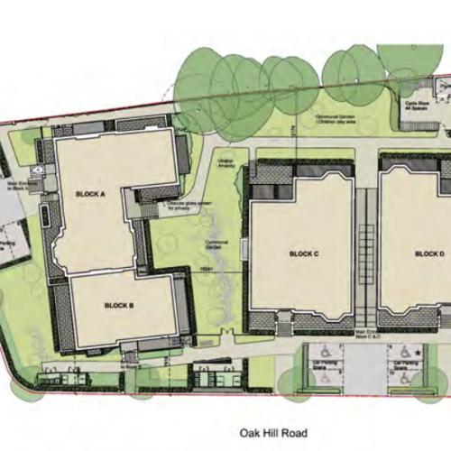 Newlands House, Surbiton - Plan